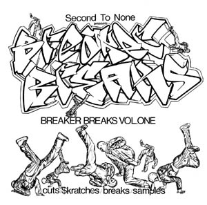 Breaker Breaks Vol 1 Front Cover-Click to enlarge