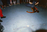 Unknown breaker doing a 'Freeze' at UK Fresh 86